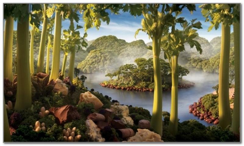 Сельдереевый островок
