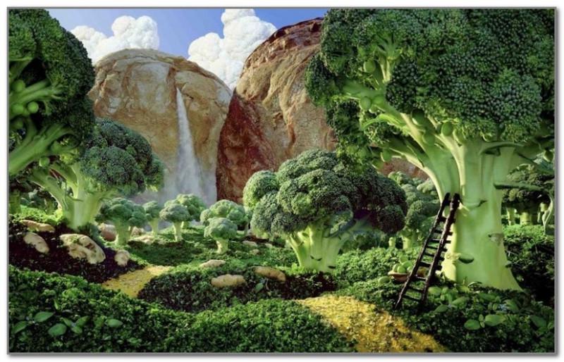 Долина брокколи