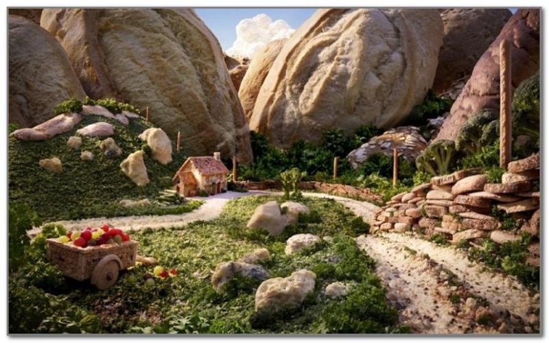 Хлебные скалы