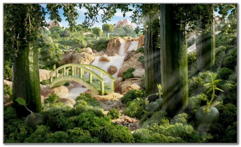 Огуречный мостик