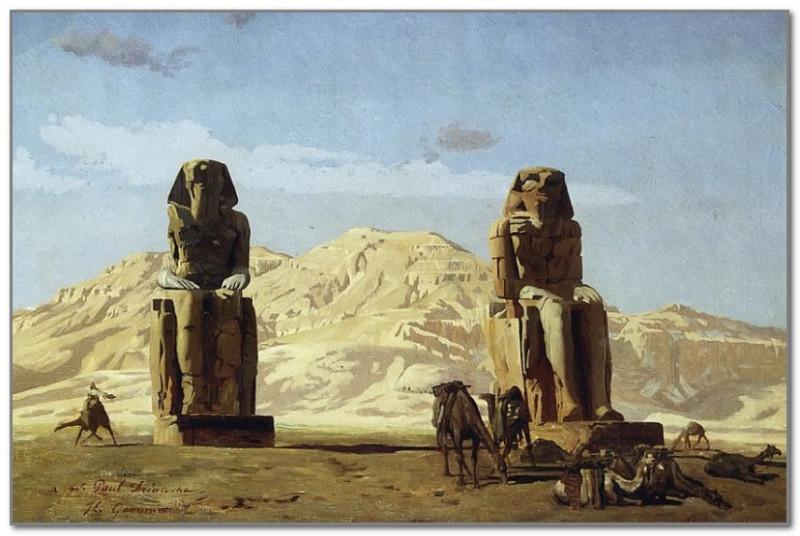 Художник Жан-Леон Жером (1824-1904)