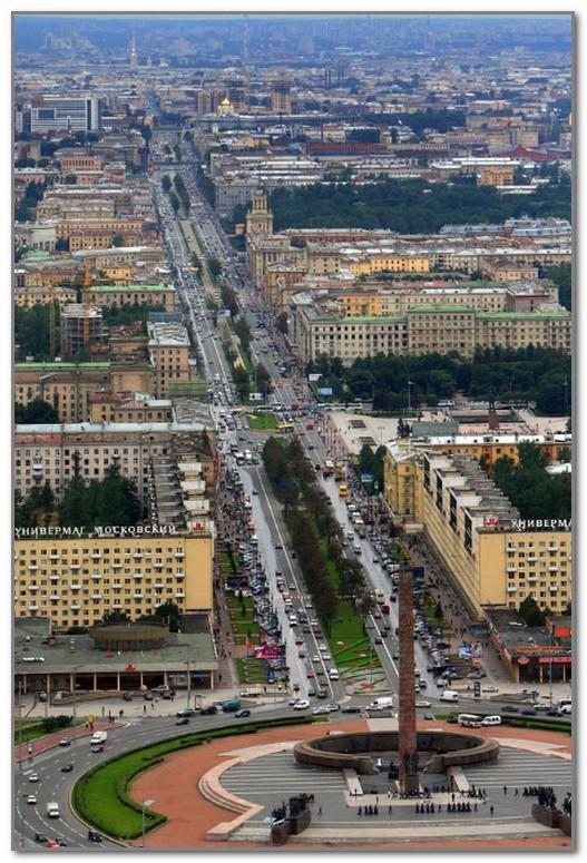 Весь Московский проспект. Фото: https://petrosphotos.livejournal.com/