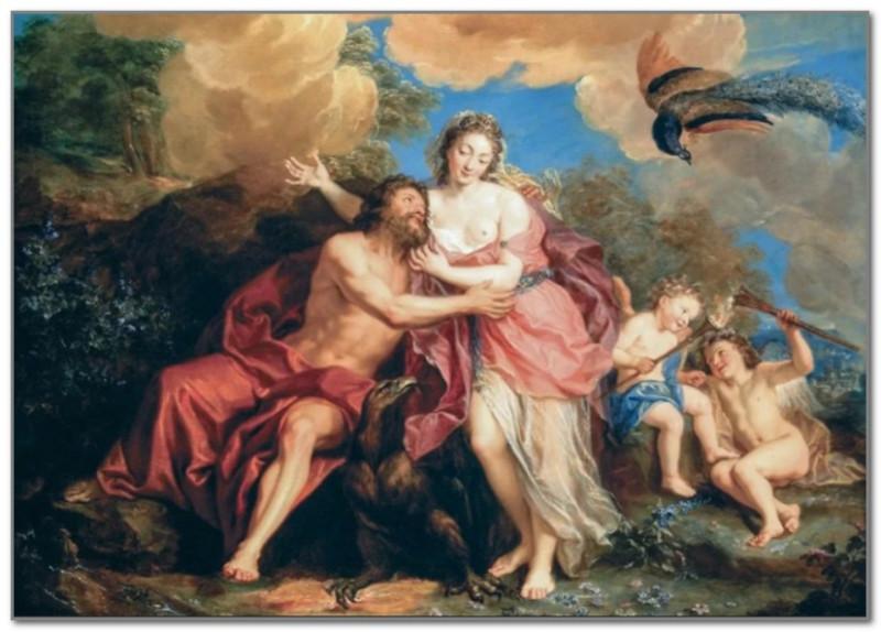 Зевс и Ламия