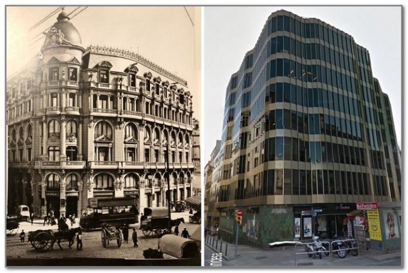 Старинный особняк на площади Sant Jaume превратился в ультрасовременный комплекс