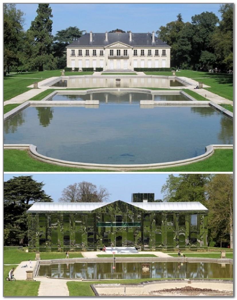 Некогда королевская летняя резиденция в парке Рентийи превратилась в чудовищную пародию