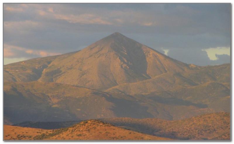 Гора Осса