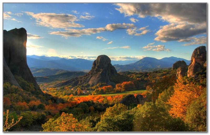 Фессалийский пейзаж