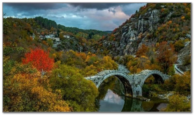 Эпир осенью