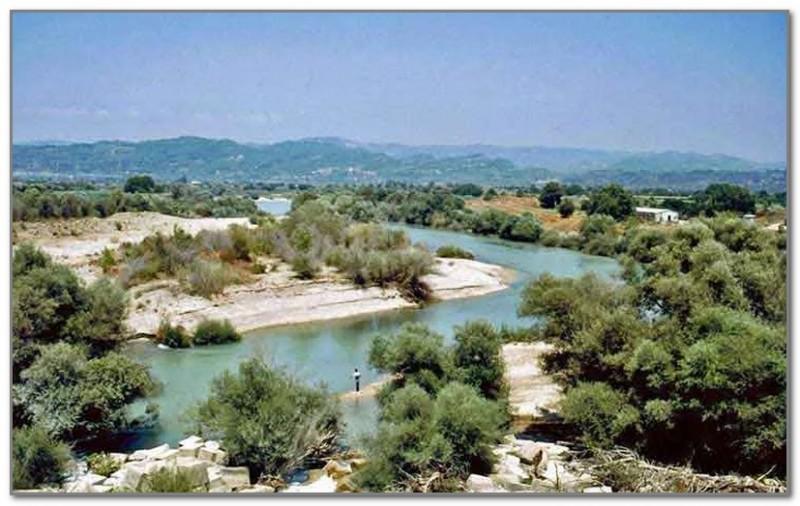 Река Алфей