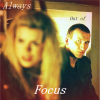 Always out of focus icon 1
