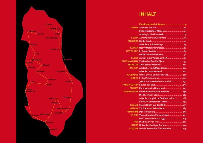 Onkel Enver, der Fußball und eine Radreise durch Albanien_2