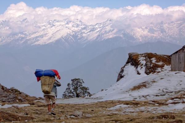 Непал-Гималаи