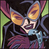 The Batman Strikes #13: Catwoman fondles the handcuff around one of her wrists