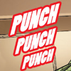 Sound effect: PUNCH PUNCH PUNCH
