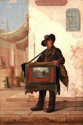George Henry Story The Organ Grinder. 1877 г..jpg