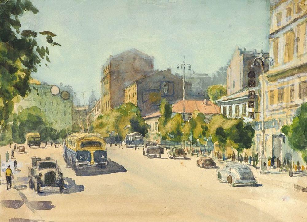 ХРАПАК ГЕОРГИЙ ВАСИЛЬЕВИЧ (1922-1974) / Bidspirit auction
