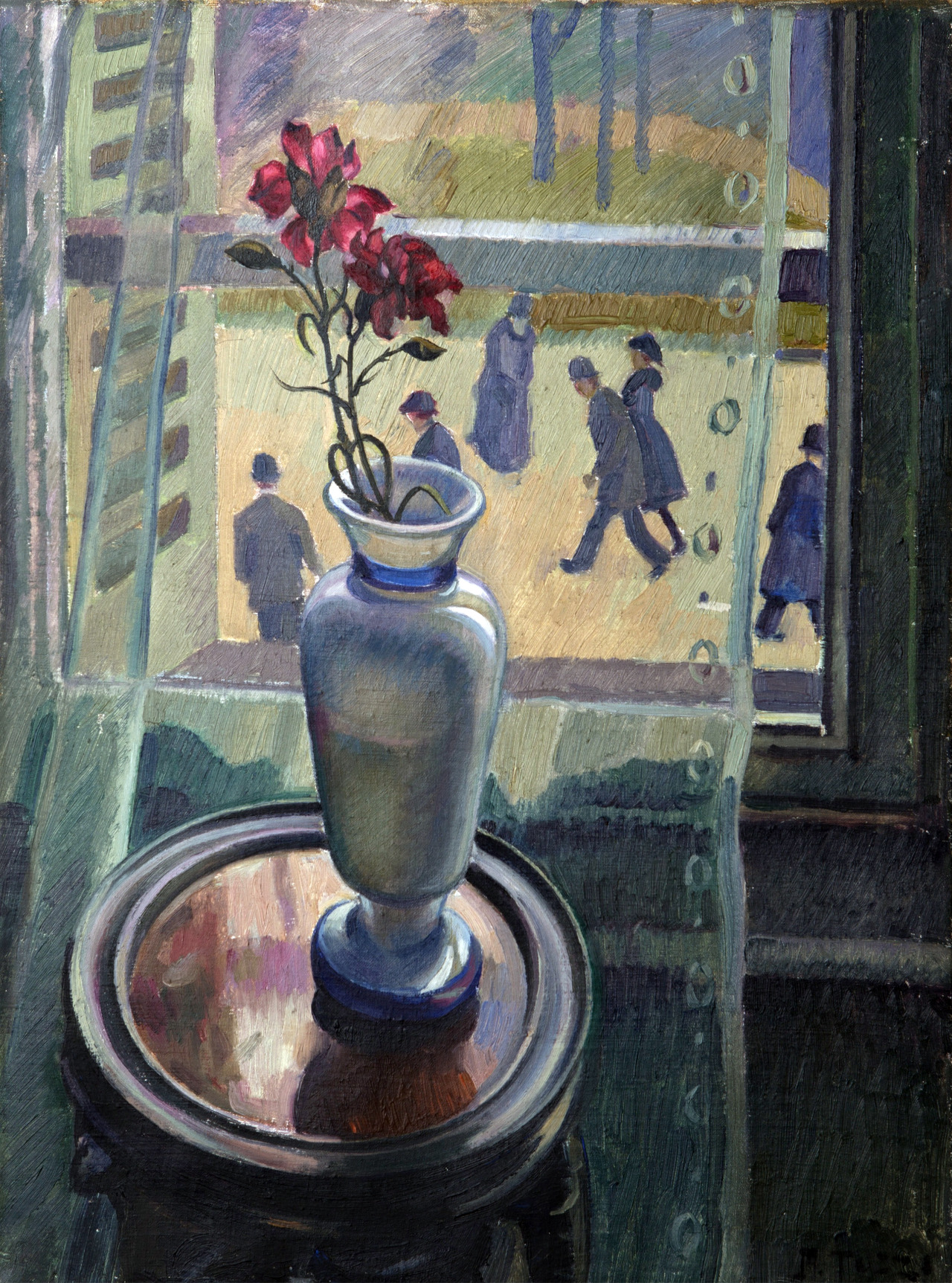 Window of Saint Germain des Près