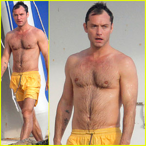 Jude law penis picture s