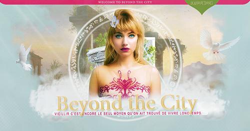 beyond he city