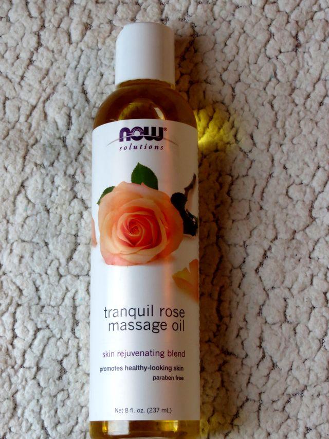 розовое масло для лица отзывы