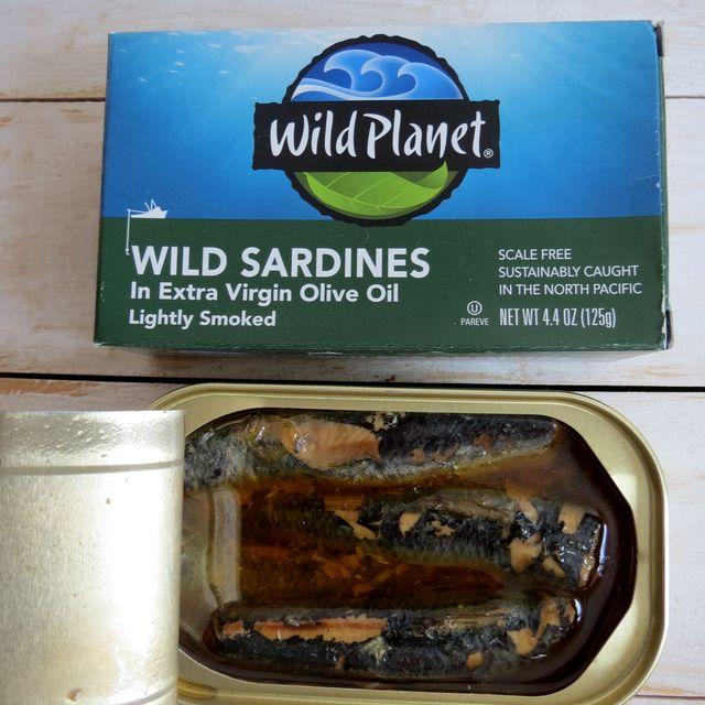 Wild Planet сардины отзыв