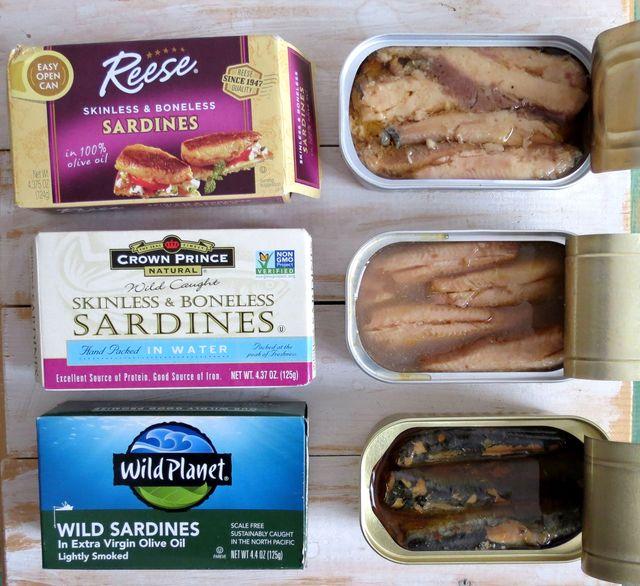 crowne prince sardine