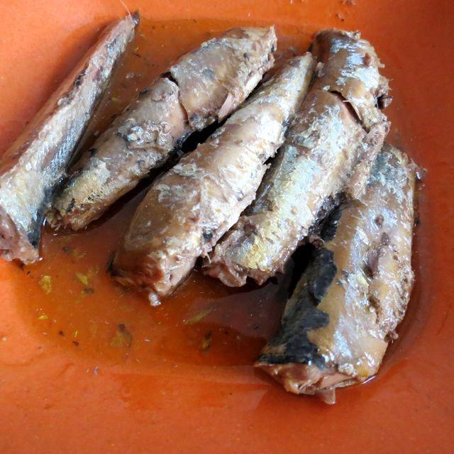 Wild Planet sardines oil