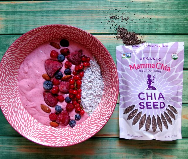 Омлет с семенами чиа на завтрак - рецепт пошаговый с фото