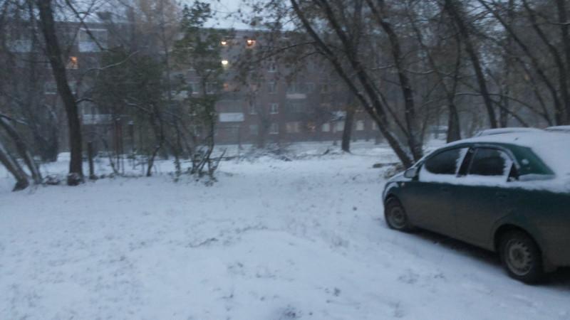Моё. Ижевск, 8 октября 2014.