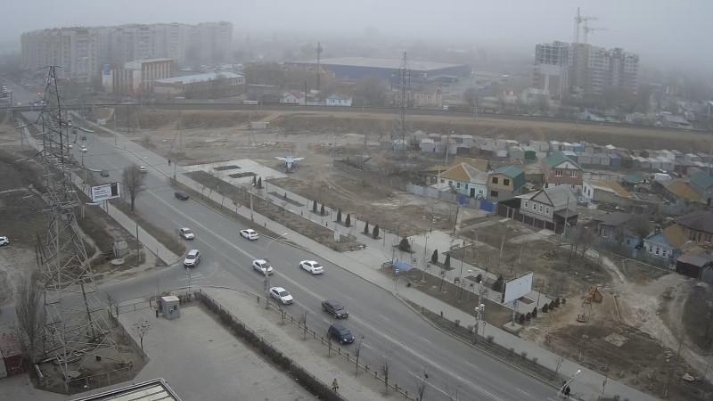 С веб-камеры, 16.03.2021. Пыльная буря, сейчас.
