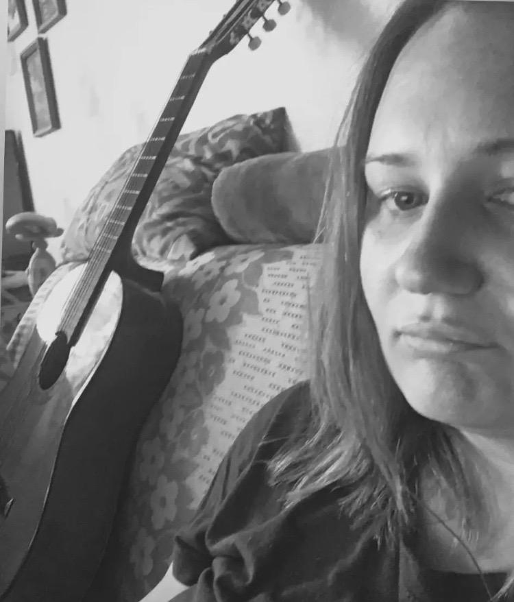 Мы с гитарой, май 2021
