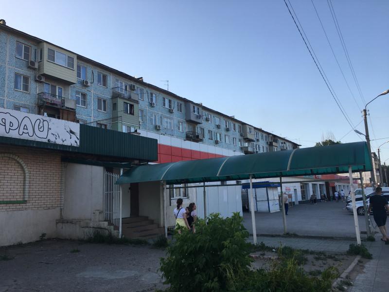 Бывший Первомайский на Ботвина