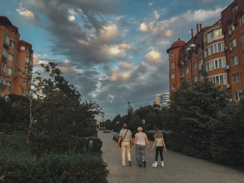 Проспект губернатора Анатолия Гужвина, июнь 2021
