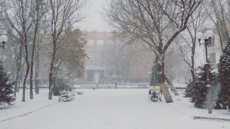И хотя в этом году, кажется, снега не предвидится, всё же, это очень приятный бонус.