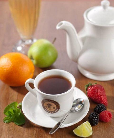 Чай в Кофе Хауз