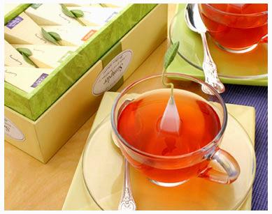 чайные пакетики
