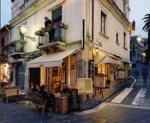 кофейня  в Италии