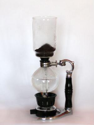 вакуумная кофеварка