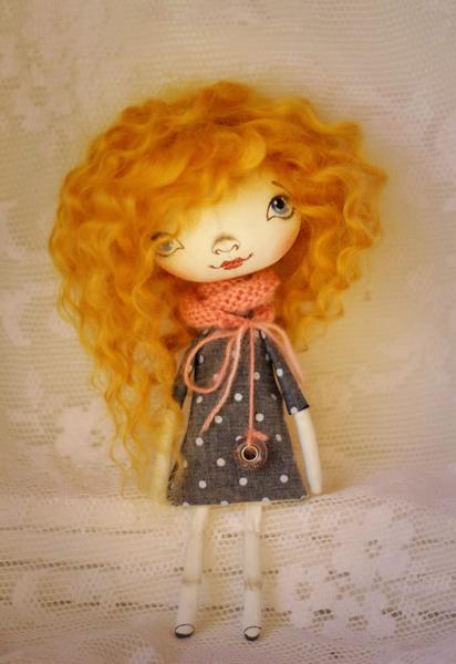 кукла Настя