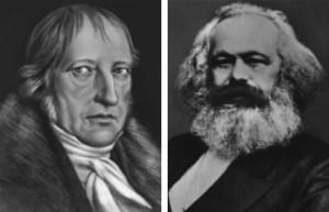 Красный семестр. Часть первая. Маркс и Гегель. Диалектика противоречий.