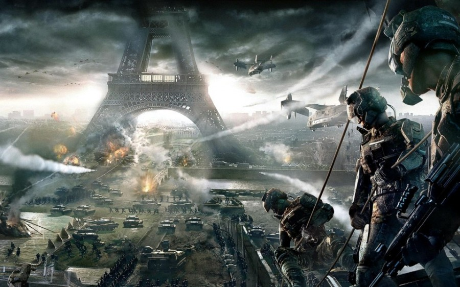 Мировая война 2
