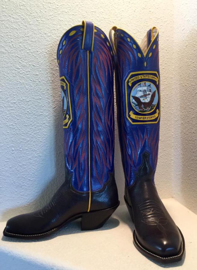 Buffalo Run Boots