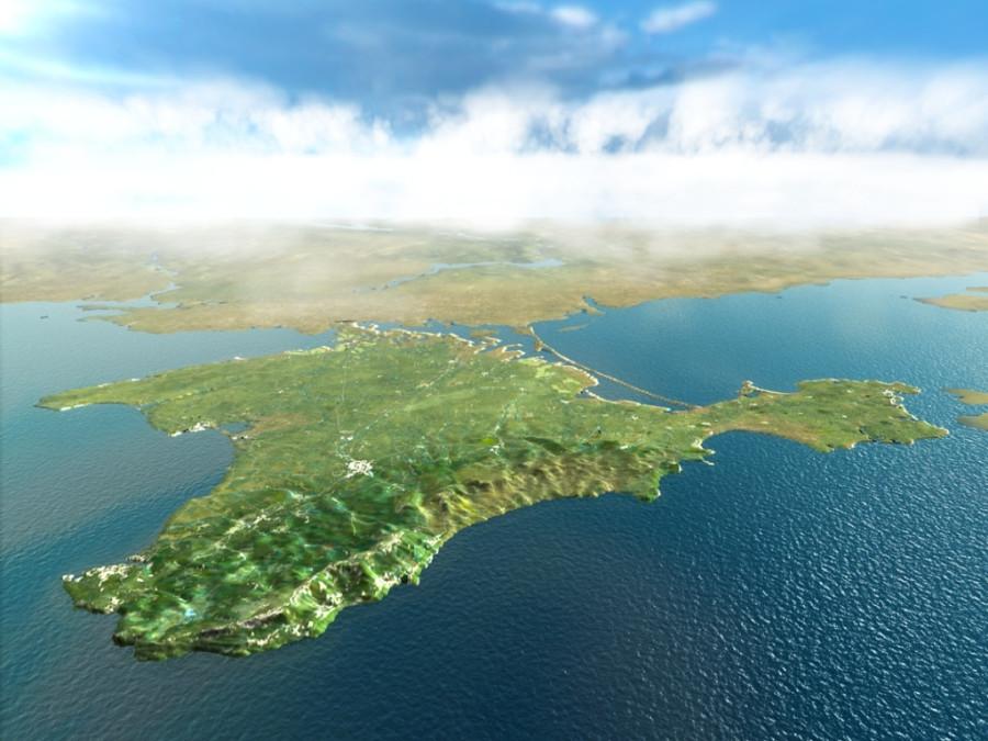 Крым_карта