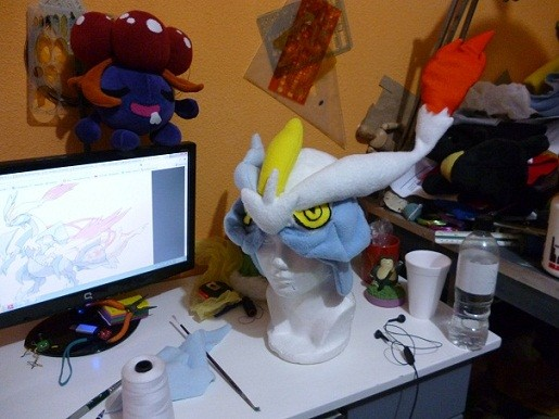 White Kyurem Hat