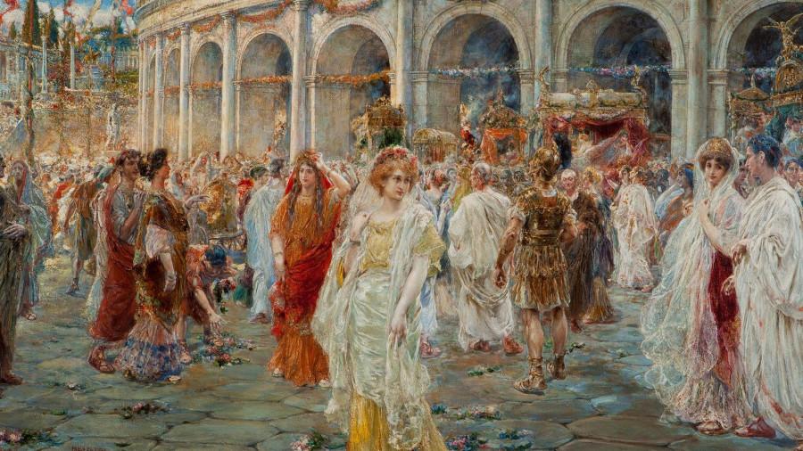 Древний Рим за XX минут