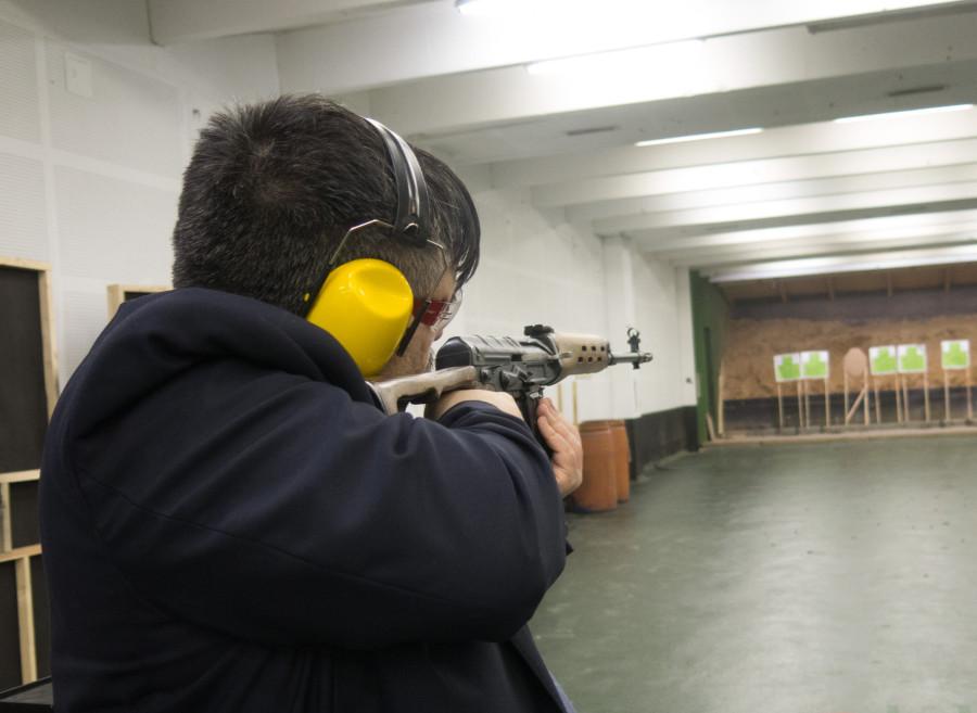 Стрелковый клуб выстрел в москве клуб ночной хаммер