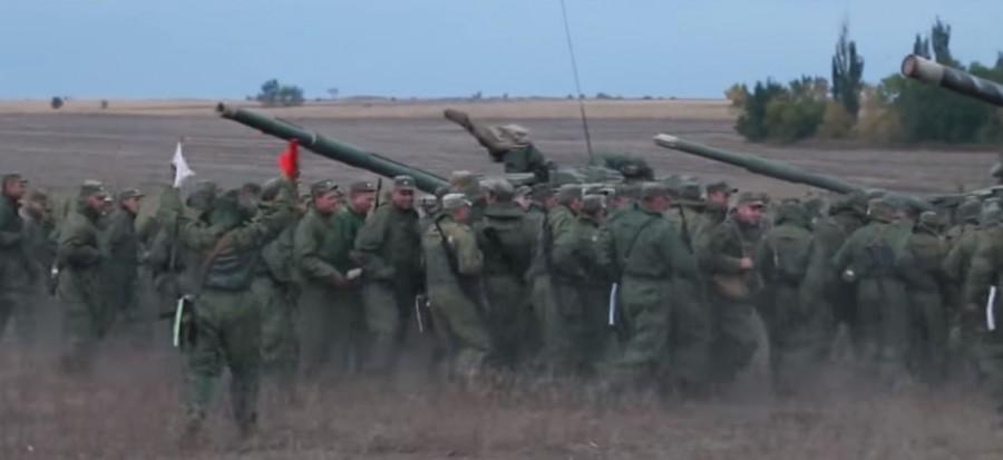 На Донбассе без перемен