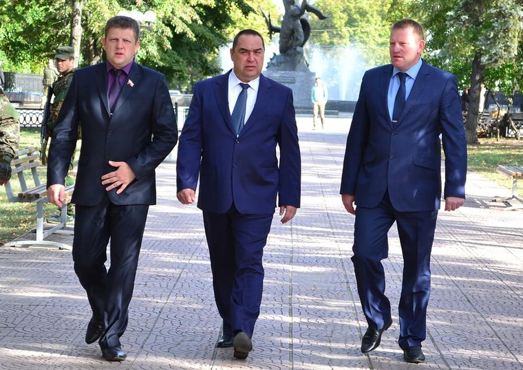 Карякин о ситуации в Луганске