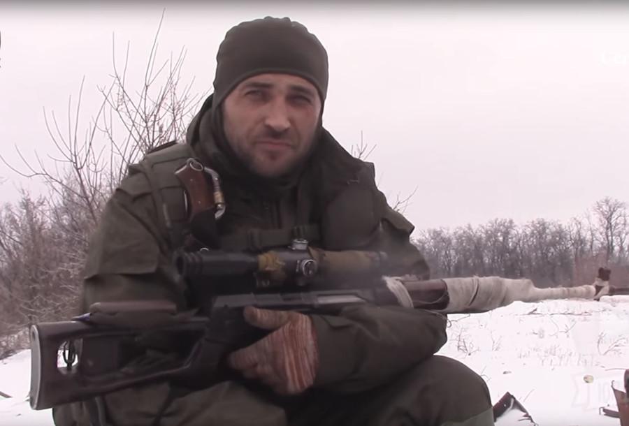 Обстановка на линии соприкосновения в Донбассе обострилась