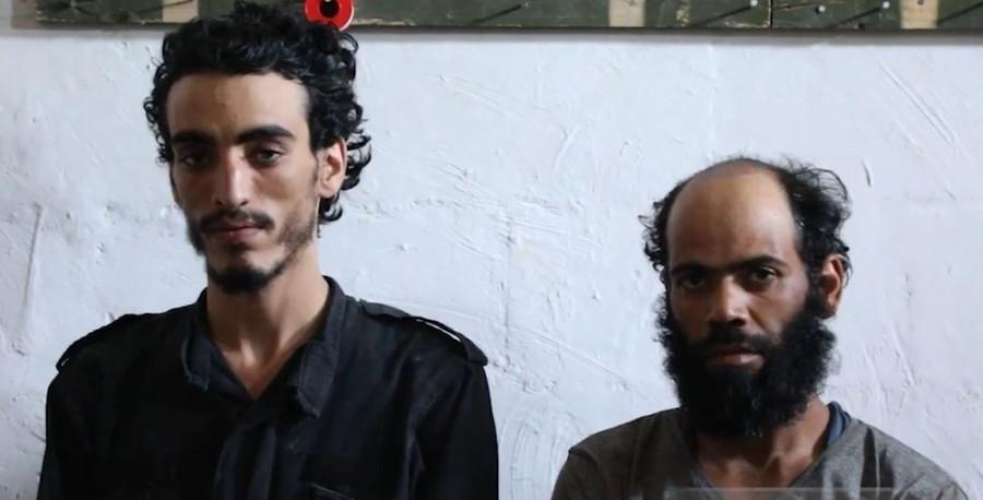 Опрос командира ИГИЛ